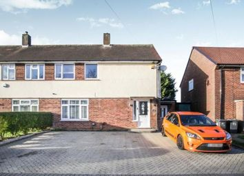 Thumbnail 3 bedroom semi-detached house for sale in Santingfield South, Luton, Bedfordshire