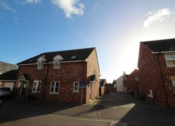 Thumbnail 3 bed semi-detached house to rent in Camomile Walk, Portishead, Bristol