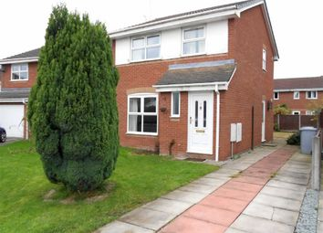 Thumbnail 3 bed detached house for sale in Lambourn Drive, Leighton, Crewe, Cheshire
