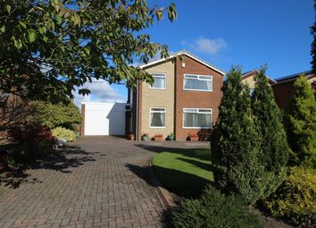 4 bed detached house for sale in Ripley Drive, Barns Park, Cramlington NE23