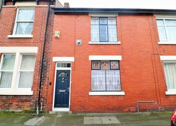 Thumbnail 2 bed terraced house for sale in Roebuck Street, Ashton-On-Ribble, Preston, Lancashire