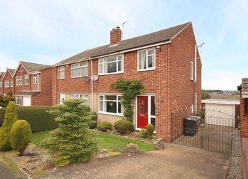 Thumbnail 3 bed semi-detached house for sale in Chestnut Close, Dronfield, Derbyshire