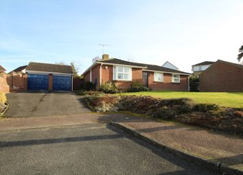 Thumbnail 3 bedroom detached bungalow for sale in Platten Close, Needham Market, Ipswich