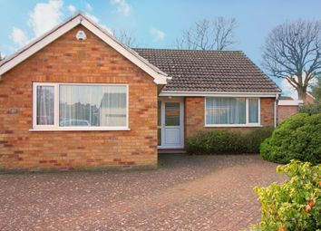 Thumbnail 3 bed detached bungalow for sale in Macbeth Close, Rugby