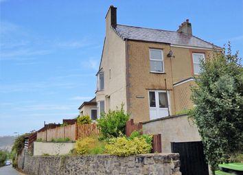Thumbnail 2 bed semi-detached house for sale in Brynffynnon, Y Felinheli, Gwynedd