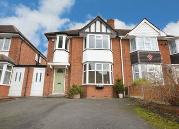 Thumbnail 3 bed semi-detached house for sale in Barton Lodge Road, Hall Green, Birmingham