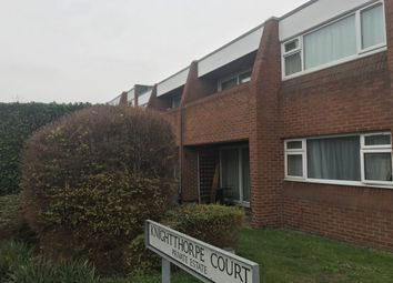 Thumbnail 1 bed flat for sale in Burns Road, Loughborough