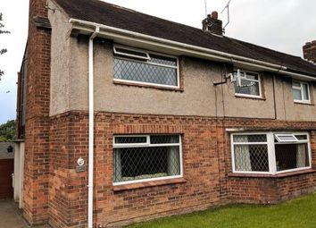 Thumbnail 3 bed semi-detached house to rent in Heol Glyndwr, Wrexham