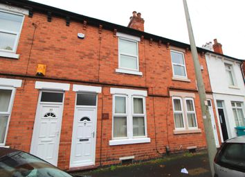 Thumbnail 2 bed terraced house for sale in Brushfield Street, Hyson Green, Nottingham