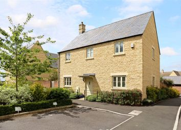 Thumbnail 4 bed detached house for sale in Buncombe Way, Cirencester