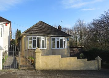 Thumbnail 2 bedroom detached bungalow for sale in Marett Road, Higher St Budeaux, Plymouth