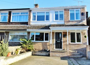 Thumbnail 3 bedroom semi-detached house for sale in Bridle Crescent, Chapeltown, Sheffield, South Yorkshire