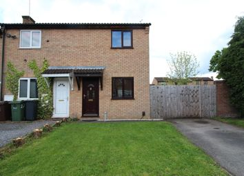 Thumbnail 1 bedroom end terrace house to rent in Crimscote Close, Monkspath, Solihull