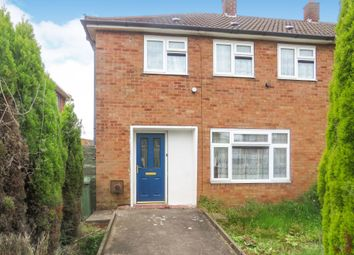 Thumbnail 3 bed semi-detached house for sale in Fullelove Road, Brownhills, Walsall