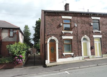 Thumbnail 2 bed end terrace house for sale in Middleton Road, Royton, Oldham