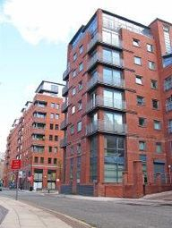 Thumbnail 1 bed flat to rent in Lower Ormond Street, City Centre, Manchester