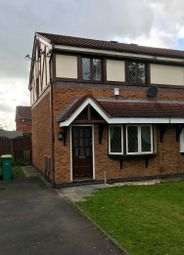 2 bed semi-detached house to rent in Dovedale Close, Ingol, Preston PR2