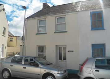Thumbnail 2 bed end terrace house for sale in Edward Street, Tenby