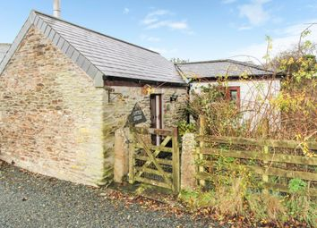 Thumbnail 1 bed detached bungalow for sale in Jacobstow, Bude