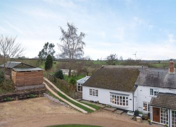 Thumbnail 3 bed cottage for sale in Lindridge Lane, Desford, Leicester