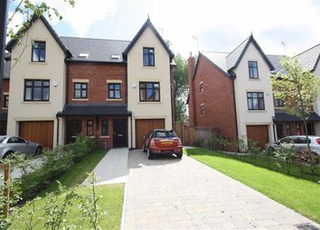 Thumbnail 4 bedroom semi-detached house to rent in The Moorings, Worsley, Manchester