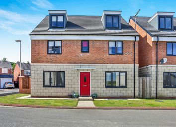Thumbnail 6 bed detached house for sale in Derwent Water Drive, Blaydon-On-Tyne