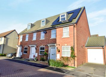 Thumbnail 4 bed semi-detached house for sale in Moon Pond Lane, Wincanton