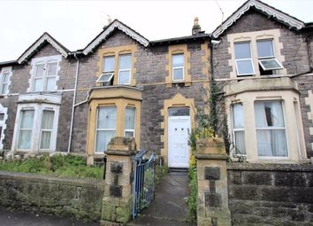 Thumbnail 6 bed terraced house for sale in Swiss Road, Weston-Super-Mare