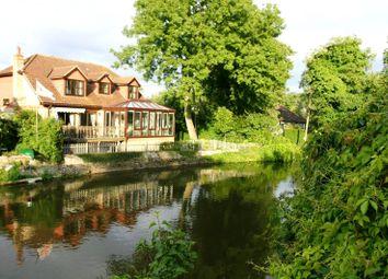 Thumbnail 5 bed detached house for sale in Ham Island, Old Windsor, Windsor, Berkshire