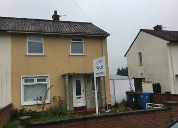 Thumbnail 2 bedroom semi-detached house to rent in 10 Waveney Grove, Belfast