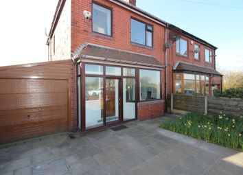 Thumbnail 3 bed semi-detached house for sale in Hollin Lane, Middleton, Manchester