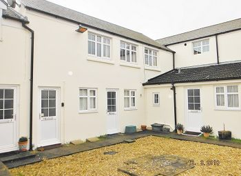 Thumbnail 1 bed maisonette to rent in Olga Road, Dorchester