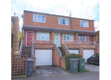 Thumbnail 2 bed town house for sale in Hallam Road, Nottingham