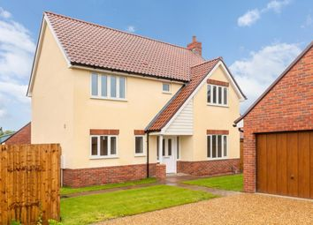 Thumbnail 4 bed detached house for sale in Plot 30, Mulberry Place, Chedburgh