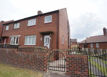 3 bed semi-detached house for sale in Leatham Crescent, Featherstone WF7