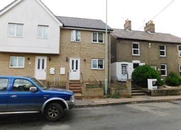 Thumbnail 2 bed end terrace house for sale in Creeting Road West, Stowmarket