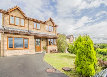 Thumbnail 4 bed detached house for sale in Sorbus Way, Lepton, Huddersfield