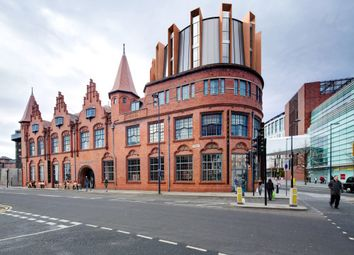 Thumbnail 1 bed flat to rent in Paradise Street, Liverpool