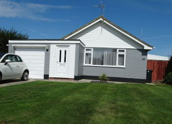 Thumbnail 3 bed detached bungalow for sale in Sunnymead Drive, Selsey, Chichester