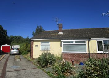 Thumbnail 2 bed semi-detached bungalow for sale in Brinkley Crescent, Colchester