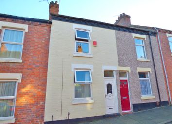 Thumbnail 2 bedroom terraced house to rent in Wadham Street, Penkhull, Stoke-On-Trent