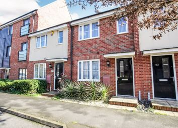 Thumbnail 2 bedroom terraced house for sale in Vauxhall Way, Dunstable