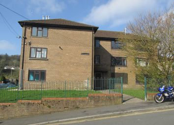 Thumbnail 1 bed flat for sale in River Road, Pontlottyn, Bargoed