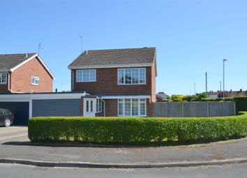 Thumbnail 4 bed detached house to rent in Longfield, Upton-Upon-Severn, Worcester