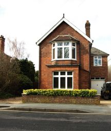 Thumbnail 5 bed detached house to rent in Claremont Road, West Byfleet
