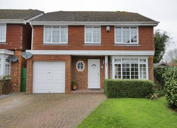 Thumbnail 5 bed detached house for sale in The Brownings, Edenbridge