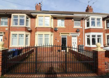 Thumbnail 4 bed terraced house for sale in Oxford Road, Fleetwood