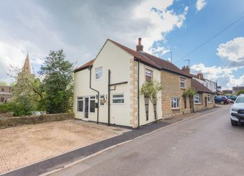 Thumbnail 4 bed cottage for sale in Back Lane, Little Addington, Kettering