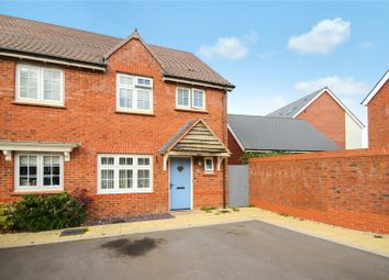 Chalcot Road, Coate, Swindon, Wiltshire SN3. 3 bed end terrace house for sale
