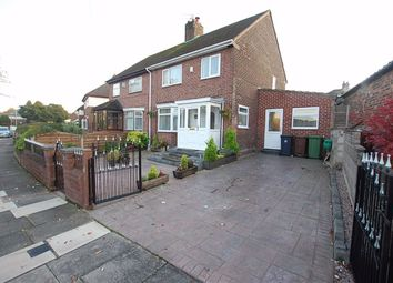Thumbnail 3 bed semi-detached house for sale in Keswick Drive, Litherland, Liverpool